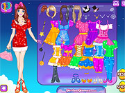 Magic Easter Girl Dressup