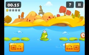 Tap The Frog Walkthrough