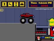 Monster Truck Curfew Walkthrough
