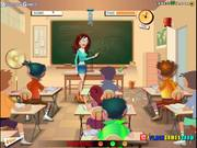 Naughty Classroom Walkthrough