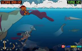 Prehistoric Shark Walkthrough