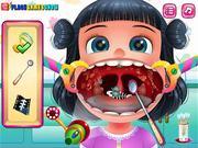 Funny Throat Doctor Walkthrough