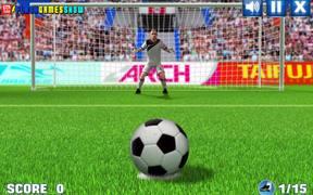 Penalty Kicks Walkthrough
