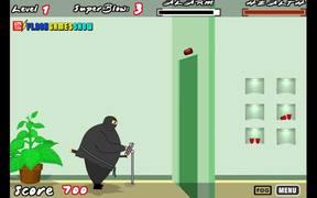 Fat Ninja Walkthrough