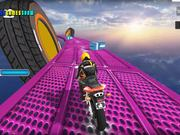Impossible Bike Stunt 3D Walkthrough