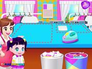 Children Laundry Walkthrough
