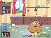 Pou Clean Room Walkthrough
