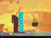 Cut the Rope 2 - level 53 Walkthrough