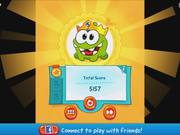 Cut the Rope 2 - level 131 Walkthrough