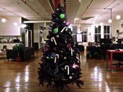LittleBits Christmas Tree
