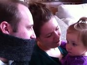 Baby Misses Dads Beard