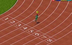 100 m Race Walkthrough
