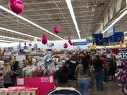 Black Friday Madness Walmart Louisiana 2018