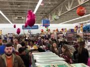 Black Friday Madness Walmart Louisiana 2018