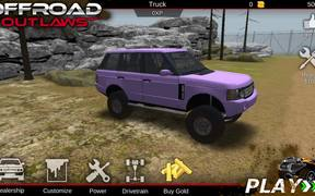 Offroad Outlaws Gameplay Android