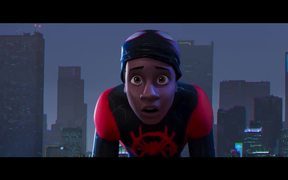 Spider-Man: Into The Spider-Verse Teaser Trailer