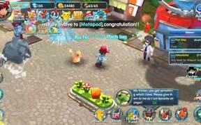 Monster Manual (Pokemon RPG) Gameplay Android