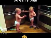 Cute Brother Talks