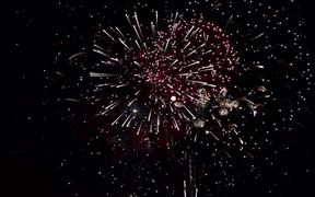 Fireworks in Super Slow Motion
