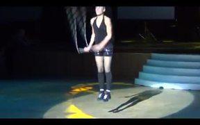 Rope Skipping Champion