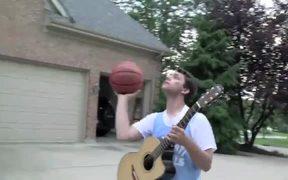 Guitar Basketball