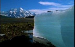 Glacier Calving Royalty