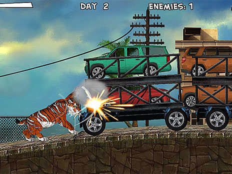 Smilodon Rampage Game Play Online At Y8 Com