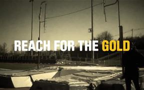 Hostess Commercial: Reach for the Gold