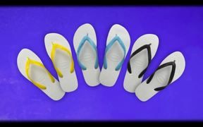 Havaianas Commercial: A Story of Color