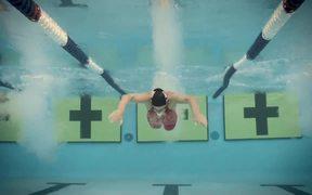 Kelogg's Commercial: Swimmer
