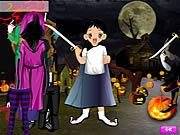 Halloween Cute Dressup