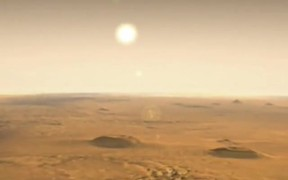 Galaxy Girl - Oval Sun