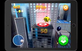 Falling Fowl - Clive the Chicken Game Video