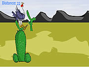 Ostrich Jump