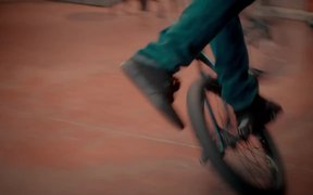 Indeed Commercial: Bike Technician Celebrates
