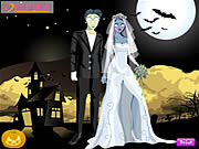 Halloween Couple Dressup