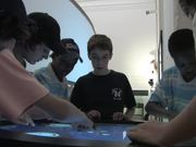 Puddle of Life - Darwin Exhibit