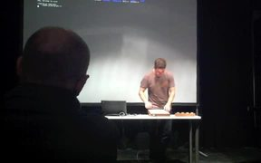 Monome at Create. Art and Technology