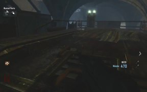 Black Ops 2 Origins - How to Freeze Panzat Soldier