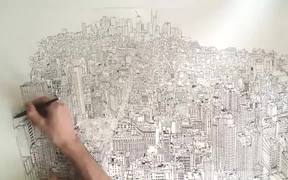 Patrick Vale Video: Empire State of Pen