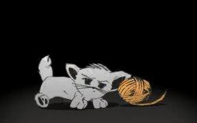 Fredrick vs. The Yarn Ball