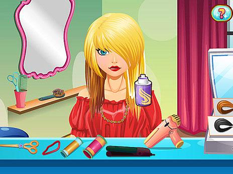 Barbie dating Makeover Spill korte dating overskrifter