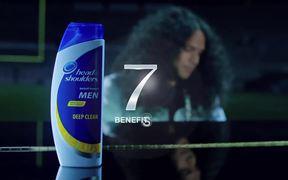 Head & Shoulders Commercial: Virtuoso