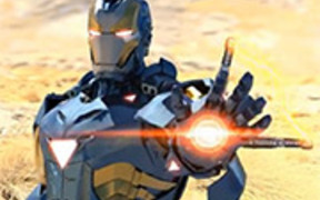 Iron Man Stealth - Short Film