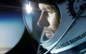 Red Bull Commercial: Supersonic Freefall