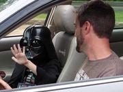 Vader Kid Goes to School