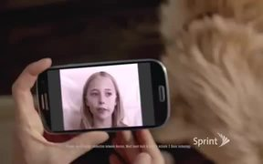 Sprint Commercial: Girl