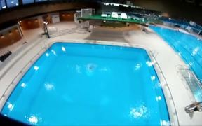 Wednesday Night Swim