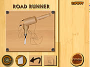 Wood Carving Road Runner