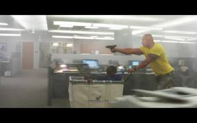 Central Intelligence Trailer